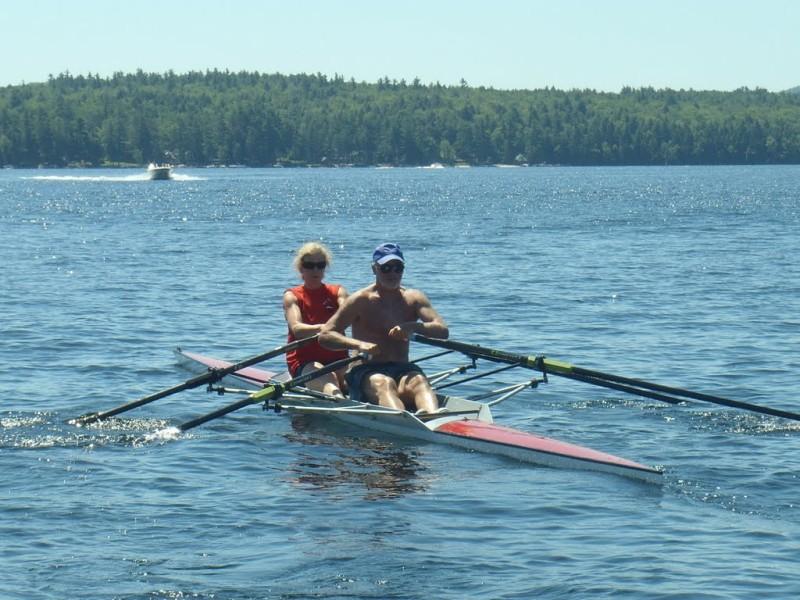 Small Boat Rowing – Lake Sunapee Rowing Club